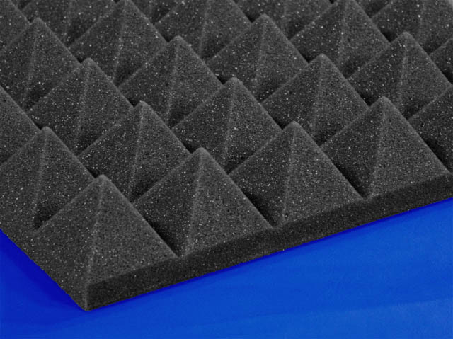 Soundproofing Acoustical Foam Sound Control With Pyramid