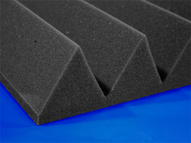 Soundproofing Acoustical Foam Sound Control With Wedge Foam