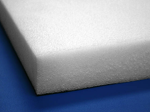 Polyethylene closed cell foam durable packaging insulation for Styrofoam forms