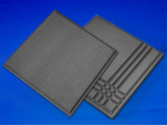 Drop Ceiling Tiles 24 X24 X2 12 Pack